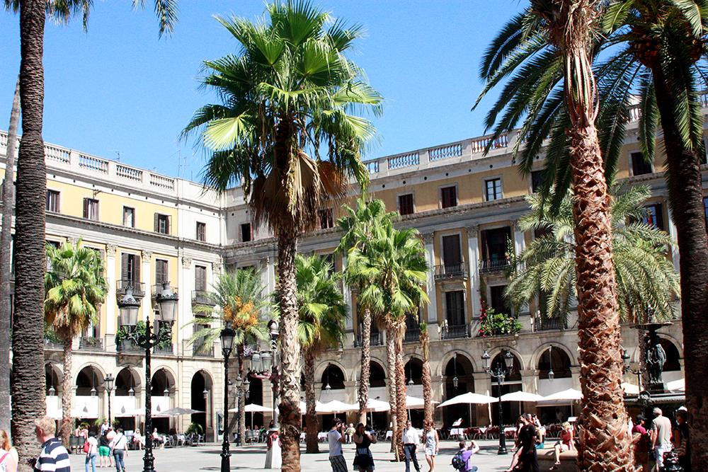 travel diary barcelona