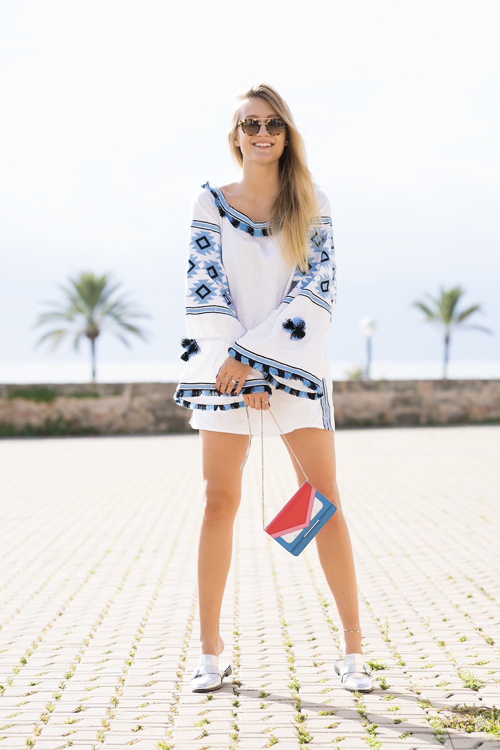 netaporter_dress_boho_white_blue_vivalamoda_blog_5