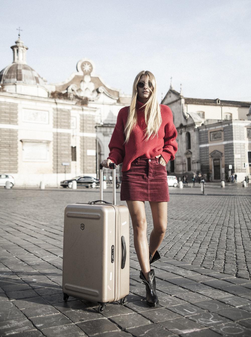 around the world with Victorinox