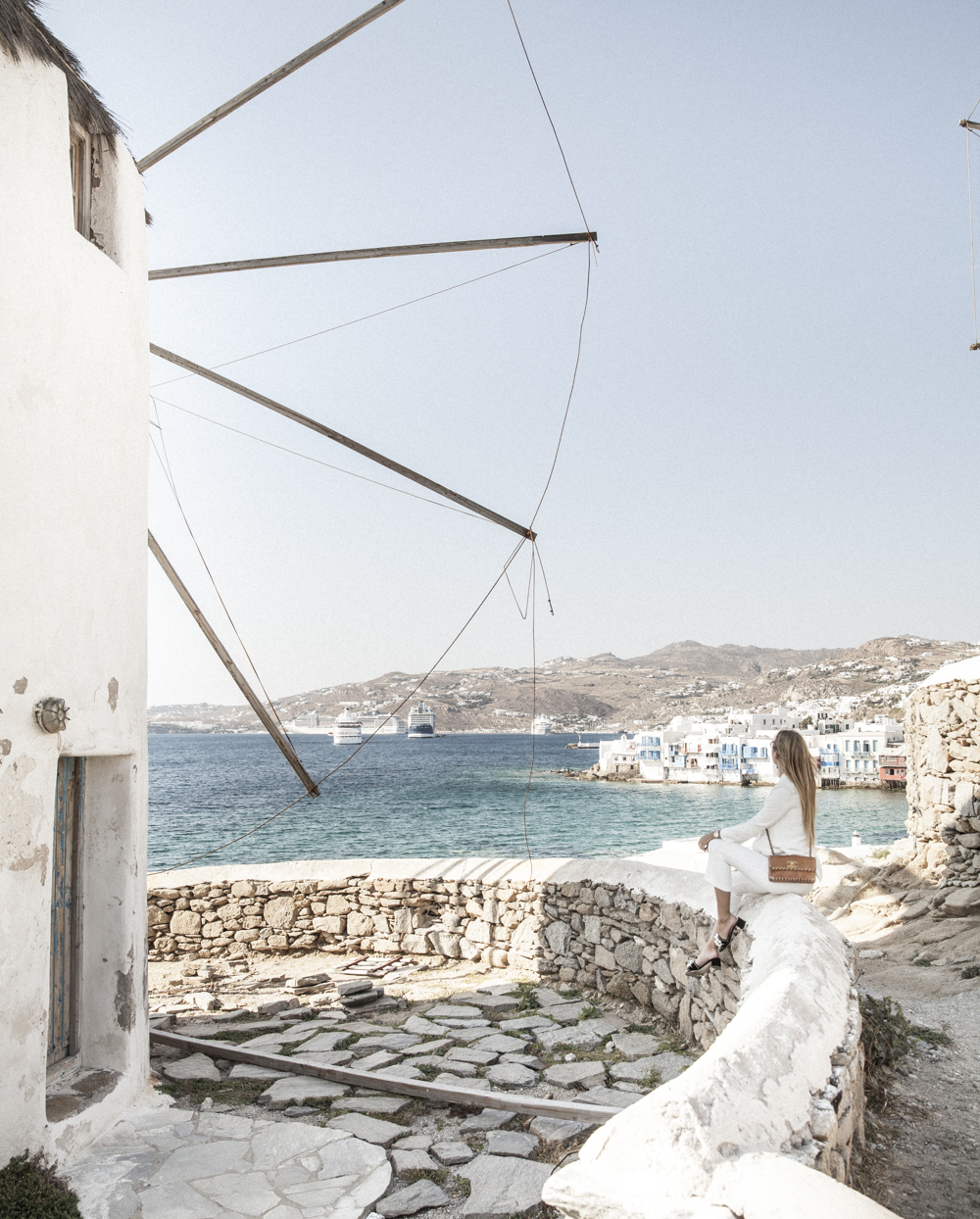 with Discover Greece and Celstyal Cruises around the Cyclades