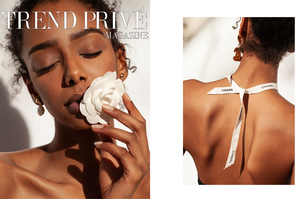 my editorial for trend prive magazine